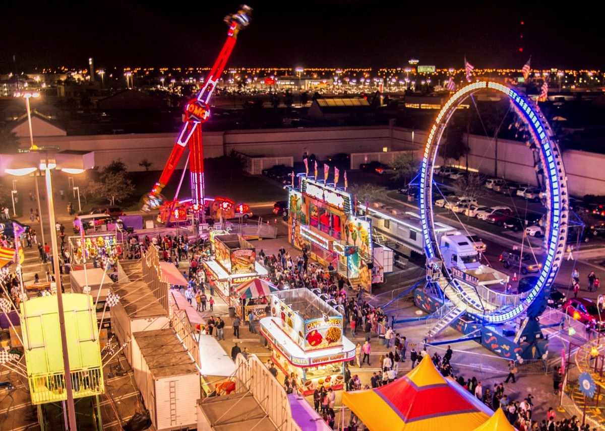 Carnival adult shows possible